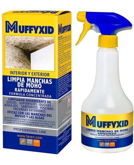 Faren Muffixyd Tratamiento eliminador y limpiador de moho.
