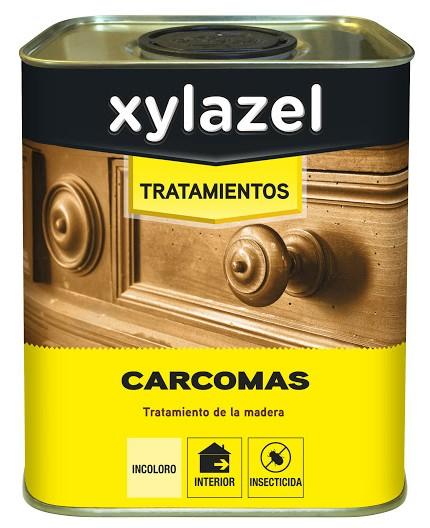 Xylazel - TRATAMIENTO CARCOMAS 750ml