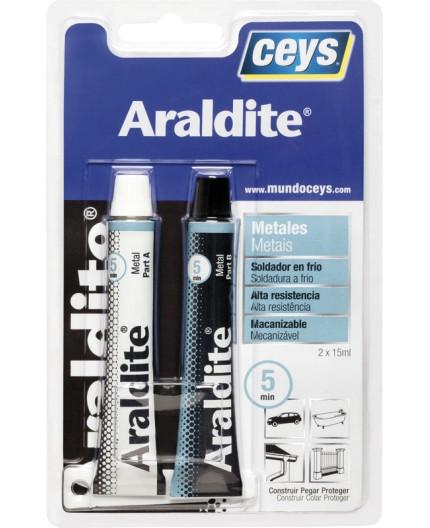 ARALDITE METALES - 2x15 ML