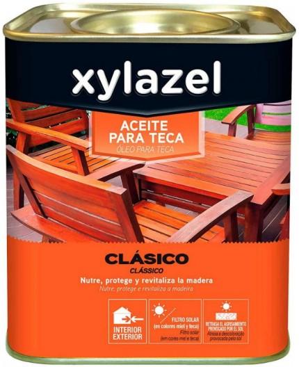 Xylazel - Aceite Teca Color Teca