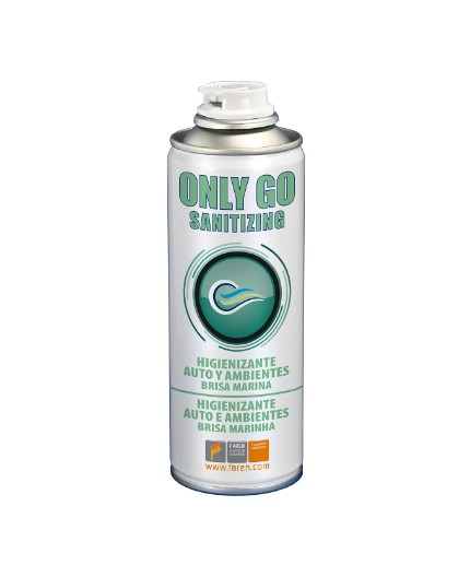 ONLY GO Higienizante aire y purificado