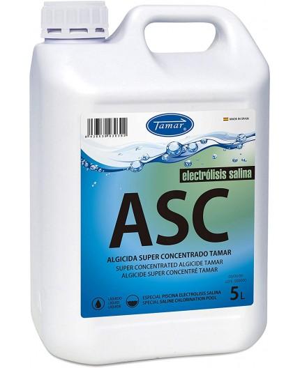 Tamar - Algicida Super Concentrado de Cloración Salina 5 litros