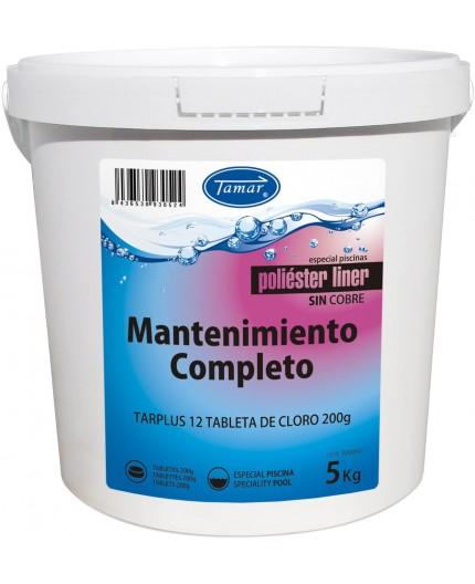 CLORO MANTENIMIENTO COMPLETO POLIESTER / LINER - 5L